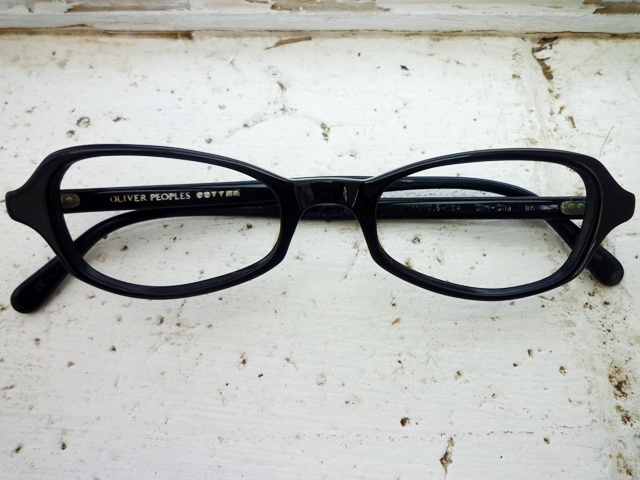 NO.32 【OLIVER PEOPLES Cha-Cha】