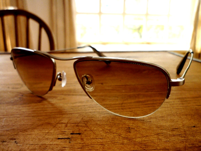 NO.67 【OLIVER PEOPLES Carraway-P】
