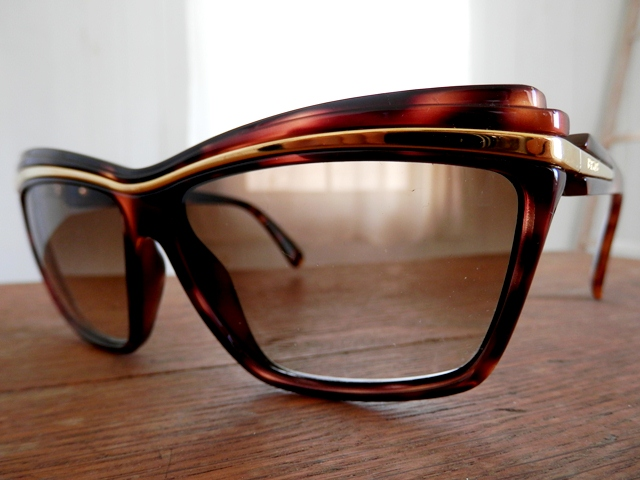 【Gianni Versace 396 COL.900 TO 】