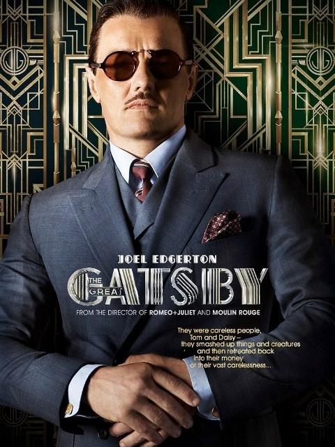 the great gatsby ジョエル·エドガートン