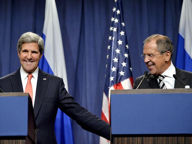 シリア問題に米ロ合意