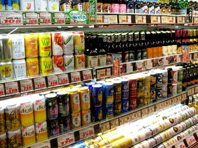 アルコール市場