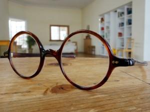 【1920s vintage glasses】