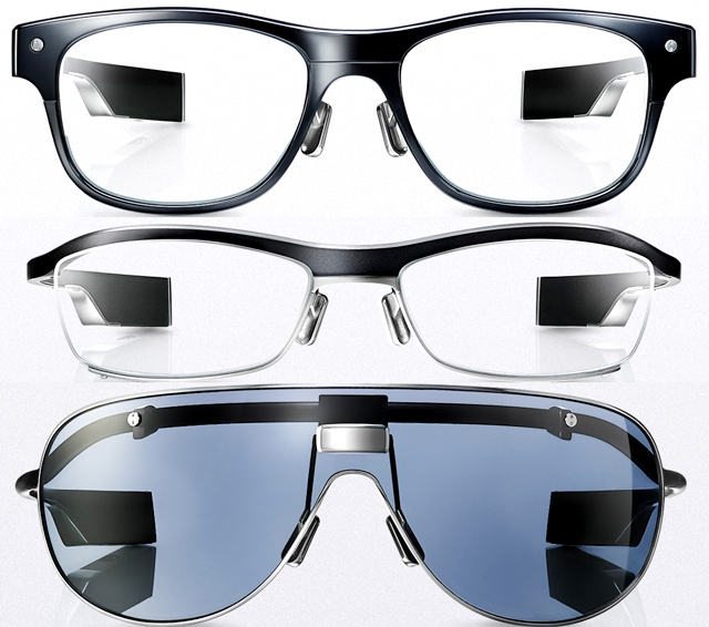 眼鏡「JINS MEME」