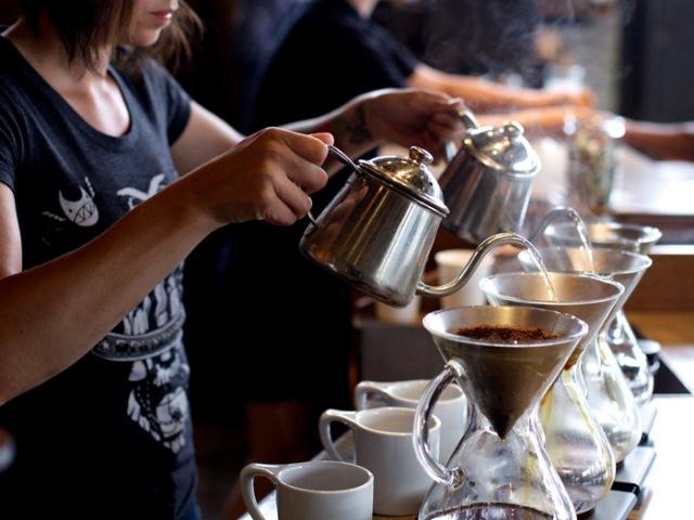 コーヒー業界第三の波